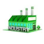 Industry symbol 3D