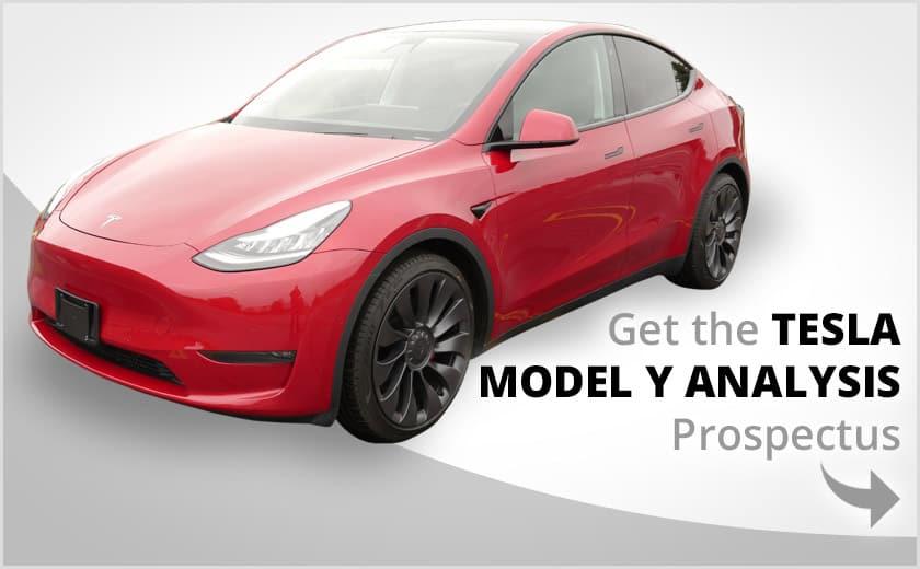 Tesla Model Y Report