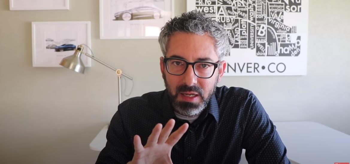Sean Mitchell interviews Sandy Munro on his Tesla Model Y teardown show