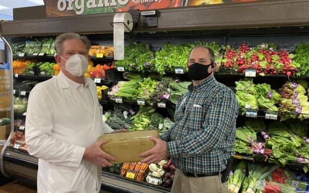 Corp Magazine Sandy Munro Mask Giving