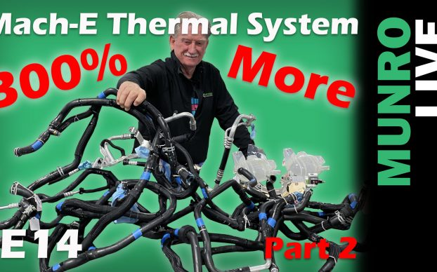 Comparing the Mach-E Thermal System To the Tesla Model Y
