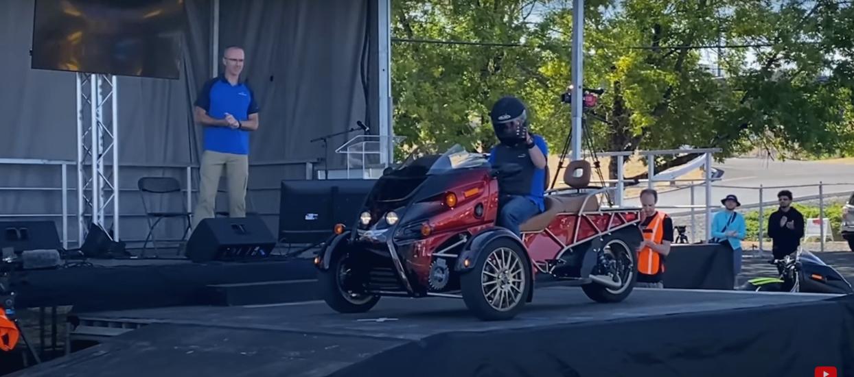 Arcimoto Roadster