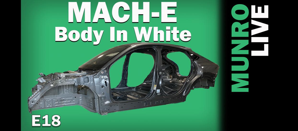 Mach-E Body In White Episode 18